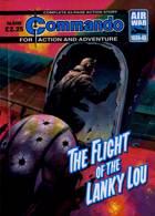 Commando Action Adventure Magazine Issue 05
