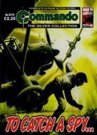 Commando Silver Collection Magazine Issue NO 5410