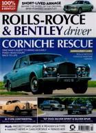 Rolls Royce Bentley Driver Magazine Issue MAR-APR