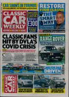 Classic Car Weekly Magazine Issue 10/02/2021