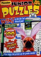 Puzzler Q Junior Puzzles Magazine Issue NO 268