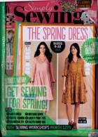 Simply Sewing Magazine Issue NO 80