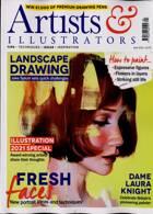 Artists & Illustrators Magazine Issue APR 21