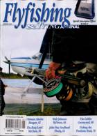 Fly Fishing & Tying Journal Magazine Issue SPRING
