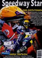 Speedway Star Magazine Issue 20/03/2021