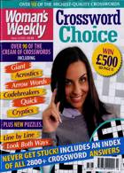 Womans Weekly Crosswo Choice Magazine Issue NO 14