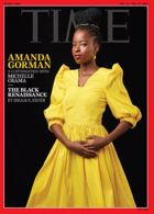 Time Magazine  Magazine Issue 15/02/2021