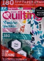 Love Patchwork Quilting Magazine Issue NO 96