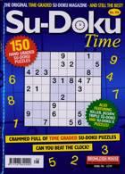 Sudoku Time Magazine Issue NO 196