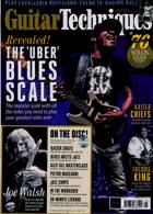 Guitar Techniques Magazine Issue MAY 21