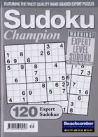 Sudoku Champion Magazine Issue NO 70