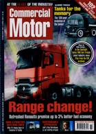 Commercial Motor Magazine Issue 08/04/2021