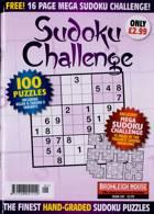 Sudoku Challenge Monthly Magazine Issue NO 201