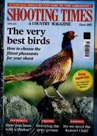 Shooting Times & Country Magazine Issue 07/04/2021