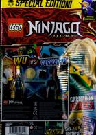 Lego Specials Magazine Issue LEGACY 9