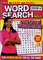 Wordsearch Puzzles Magazine Issue NO 61