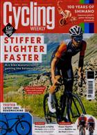 Cycling Weekly Magazine Issue 08/04/2021