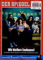 Der Spiegel Magazine Issue NO 5