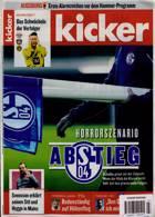 Kicker Montag Magazine Issue NO 3