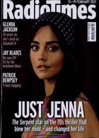 Radio Times London Edition Magazine Issue 07