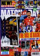 Match Of The Day  Magazine Issue NO 621