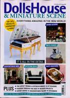 Dolls House & Miniature Scene Magazine Issue MAY 21