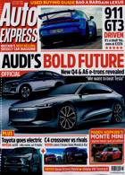 Auto Express Magazine Issue 21/04/2021