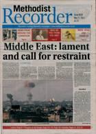 Methodist Recorder Magazine Issue 21/05/2021