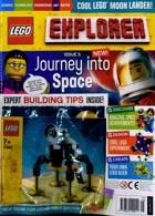 Lego Explorer Magazine Issue NO 5