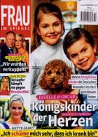 Frau Im Spiegel Weekly Magazine Issue NO 10
