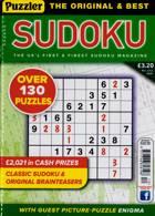 Puzzler Sudoku Magazine Issue NO 212