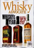 Whisky Advocate Magazine Issue WINTER