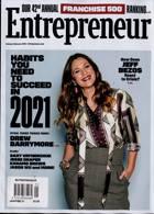 Entrepreneur Magazine Issue JAN-FEB