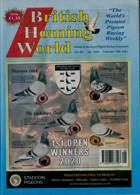 British Homing World Magazine Issue NO 7565