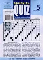 Domenica Quiz Magazine Issue 05