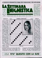 La Settimana Enigmistica Magazine Issue 37