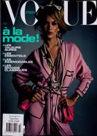 Vogue French Magazine Issue NO 1014