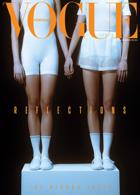 Vogue Portugal - Mirrors Magazine Issue 218Couple