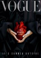 Vogue Portugal - Madness Magazine Issue 212Heart