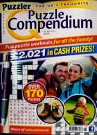 Puzzler Q Puzzler Compendium Magazine Issue NO 345