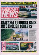 Motorsport News Magazine Issue  11/02/2021