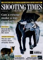 Shooting Times & Country Magazine Issue 10/02/2021