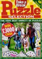 Take A Break Puzzle Select Magazine Issue NO 2