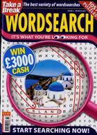 Take A Break Wordsearch Magazine Issue NO 2