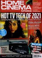 Home Cinema Choice Magazine Issue FEB 21
