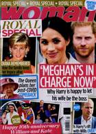 Woman Special Series Magazine Issue ROYAL SP