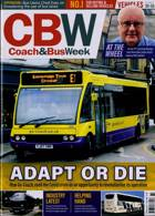 Coach And Bus Week Magazine Issue NO 1460