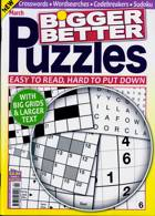 Bigger Better Puzzles Magazine Issue NO 2
