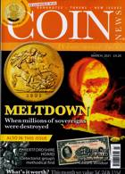 Coin News Magazine Issue MAR 21