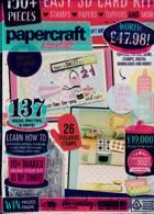Papercraft Essentials Magazine Issue NO 197